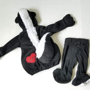 Old Navy Lil Stinker Skunk Costume 12-24 months